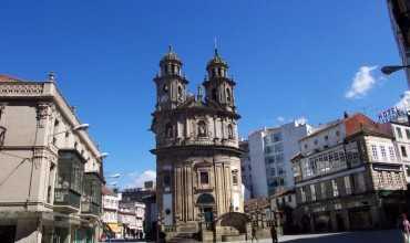 Capilla de la Peregrina - PONTEVEDRA
