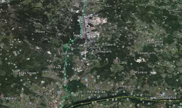 1º Tramo: Tui - Porriño: 19 kms